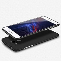 Coque Ultra Fine Silicone Souple S02 pour Huawei G8 Noir