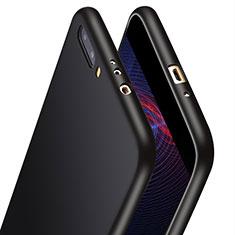 Coque Ultra Fine Silicone Souple S02 pour Huawei Honor 6 Plus Noir