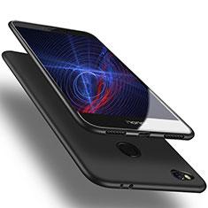 Coque Ultra Fine Silicone Souple S02 pour Huawei Honor 8 Lite Noir