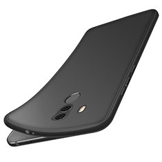 Coque Ultra Fine Silicone Souple S02 pour Huawei Maimang 7 Noir