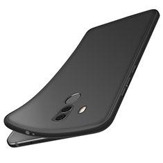 Coque Ultra Fine Silicone Souple S02 pour Huawei Mate 20 Lite Noir