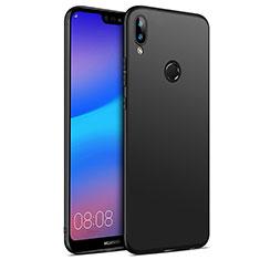 Coque Ultra Fine Silicone Souple S02 pour Huawei Nova 3e Noir