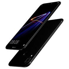 Coque Ultra Fine Silicone Souple S02 pour Huawei P Smart+ Plus Noir