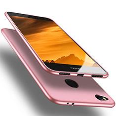 Coque Ultra Fine Silicone Souple S02 pour Huawei P8 Lite (2017) Rose