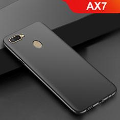 Coque Ultra Fine Silicone Souple S02 pour Oppo AX7 Noir