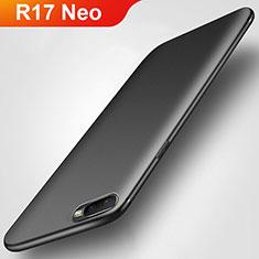 Coque Ultra Fine Silicone Souple S02 pour Oppo R17 Neo Noir
