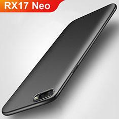 Coque Ultra Fine Silicone Souple S02 pour Oppo RX17 Neo Noir