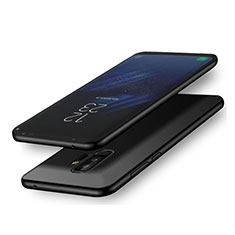 Coque Ultra Fine Silicone Souple S02 pour Samsung Galaxy A6 Plus Noir
