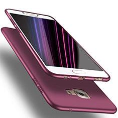 Coque Ultra Fine Silicone Souple S02 pour Samsung Galaxy C5 SM-C5000 Violet