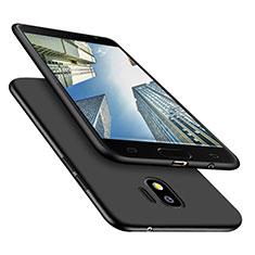 Coque Ultra Fine Silicone Souple S02 pour Samsung Galaxy J2 Pro (2018) J250F Noir