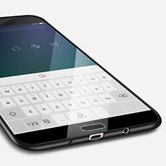 Coque Ultra Fine Silicone Souple S02 pour Samsung Galaxy On7 (2016) G6100 Noir