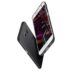 Coque Ultra Fine Silicone Souple S02 pour Samsung Galaxy S7 Edge G935F Noir