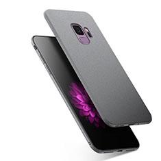Coque Ultra Fine Silicone Souple S02 pour Samsung Galaxy S9 Gris