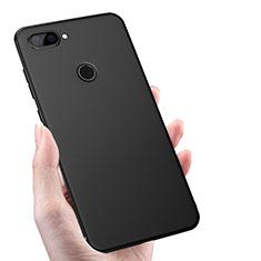 Coque Ultra Fine Silicone Souple S02 pour Xiaomi Mi 8 Lite Noir