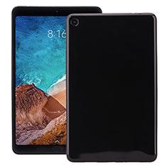 Coque Ultra Fine Silicone Souple S02 pour Xiaomi Mi Pad 4 Noir