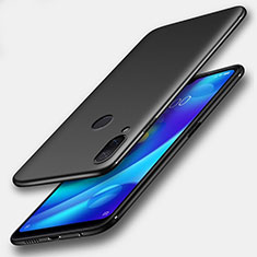Coque Ultra Fine Silicone Souple S02 pour Xiaomi Mi Play 4G Noir