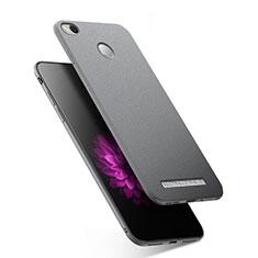 Coque Ultra Fine Silicone Souple S02 pour Xiaomi Redmi 3S Gris