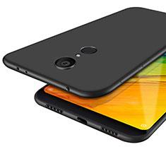 Coque Ultra Fine Silicone Souple S02 pour Xiaomi Redmi 5 Noir