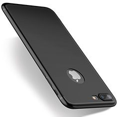 Coque Ultra Fine Silicone Souple S03 pour Apple iPhone 8 Plus Noir
