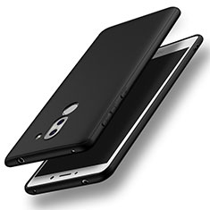 Coque Ultra Fine Silicone Souple S03 pour Huawei Honor 6X Noir