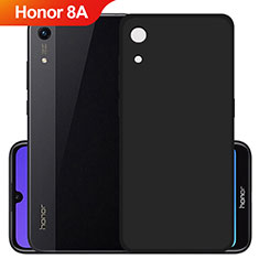 Coque Ultra Fine Silicone Souple S03 pour Huawei Honor 8A Noir