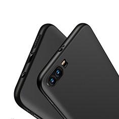 Coque Ultra Fine Silicone Souple S03 pour Huawei Honor 9 Premium Noir