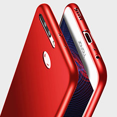 Coque Ultra Fine Silicone Souple S03 pour Huawei Honor V9 Rouge