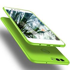Coque Ultra Fine Silicone Souple S03 pour Huawei Nova 2 Plus Vert