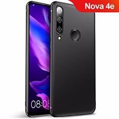 Coque Ultra Fine Silicone Souple S03 pour Huawei Nova 4e Noir