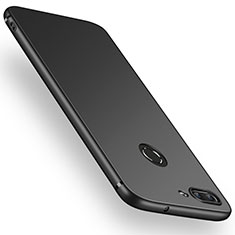 Coque Ultra Fine Silicone Souple S03 pour Huawei P Smart Noir