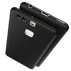 Coque Ultra Fine Silicone Souple S03 pour Huawei P9 Noir
