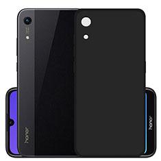 Coque Ultra Fine Silicone Souple S03 pour Huawei Y6 (2019) Noir