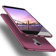 Coque Ultra Fine Silicone Souple S03 pour Huawei Y7 Prime Violet