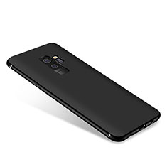Coque Ultra Fine Silicone Souple S03 pour Samsung Galaxy A6 Plus (2018) Noir