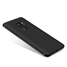 Coque Ultra Fine Silicone Souple S03 pour Samsung Galaxy A6 Plus Noir