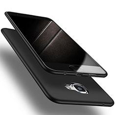 Coque Ultra Fine Silicone Souple S03 pour Samsung Galaxy A9 Pro (2016) SM-A9100 Noir
