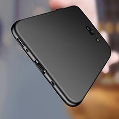 Coque Ultra Fine Silicone Souple S03 pour Samsung Galaxy C7 Pro C7010 Noir
