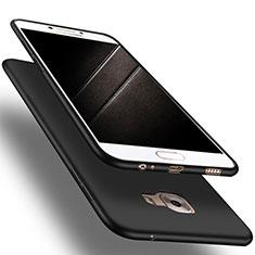 Coque Ultra Fine Silicone Souple S03 pour Samsung Galaxy C9 Pro C9000 Noir