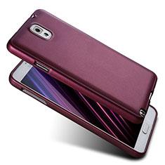 Coque Ultra Fine Silicone Souple S03 pour Samsung Galaxy Note 3 N9000 Violet