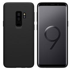 Coque Ultra Fine Silicone Souple S03 pour Samsung Galaxy S9 Plus Noir