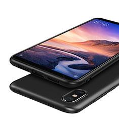 Coque Ultra Fine Silicone Souple S03 pour Xiaomi Mi Max 3 Noir