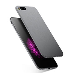 Coque Ultra Fine Silicone Souple S03 pour Xiaomi Mi Note 3 Gris