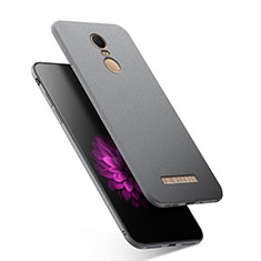 Coque Ultra Fine Silicone Souple S03 pour Xiaomi Redmi Note 3 Gris