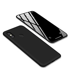 Coque Ultra Fine Silicone Souple S03 pour Xiaomi Redmi Y2 Noir