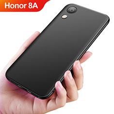 Coque Ultra Fine Silicone Souple S04 pour Huawei Honor 8A Noir