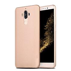 Coque Ultra Fine Silicone Souple S04 pour Huawei Mate 9 Or