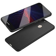 Coque Ultra Fine Silicone Souple S04 pour Huawei Nova Noir