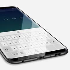 Coque Ultra Fine Silicone Souple S04 pour Samsung Galaxy S9 Noir