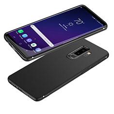 Coque Ultra Fine Silicone Souple S04 pour Samsung Galaxy S9 Plus Noir