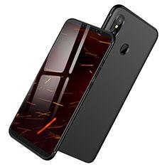 Coque Ultra Fine Silicone Souple S04 pour Xiaomi Redmi Note 5 AI Dual Camera Noir